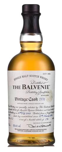 THE BALVENIE Vintage Cask 1978