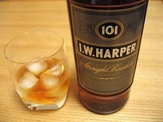 Diageo I.W. Harper 101 - BIB