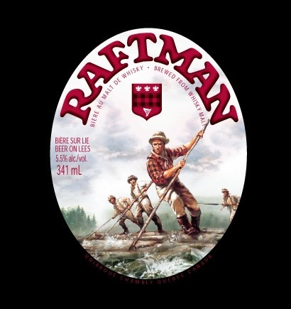 Cerveja Unibroue Raftman