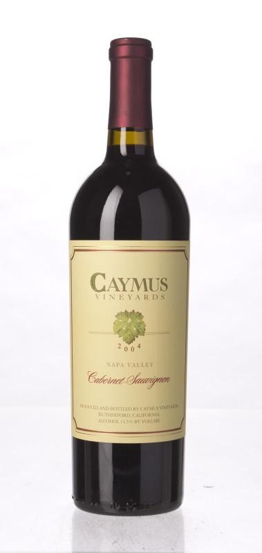 Caymus Napa Valley Cabernet Sauvignon