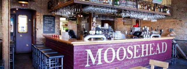 Moosehead Bar