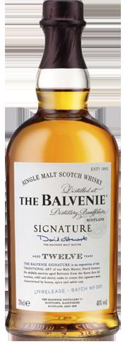 The Balvenie Signature12 Year Old