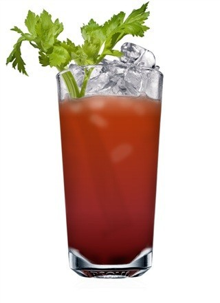 Bloody Mary Jolly Style