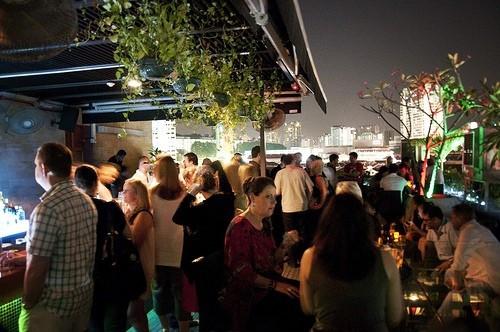 Screening Room - La Terraza Rooftop Bar