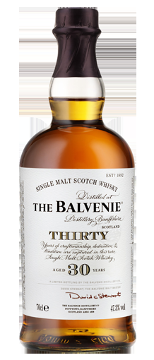 THE BALVENIE Thirty - 30 Year Old