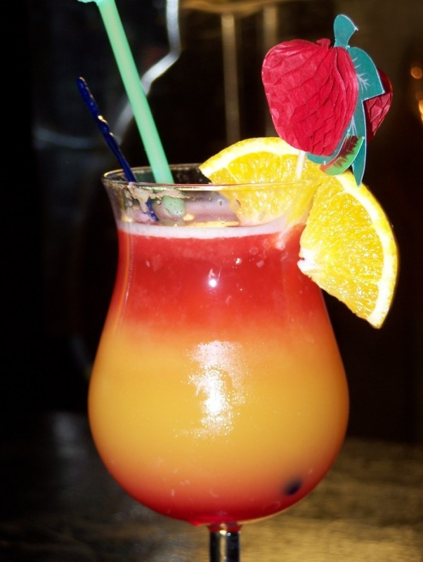 Bacardi Hawaiian Punch