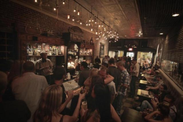 The Courtesy Bar