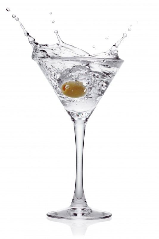 Salt and Pepper Martini