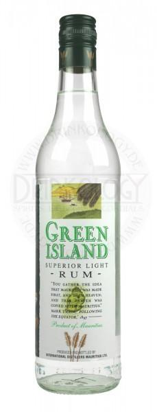 Green Island - Superior Light Rum