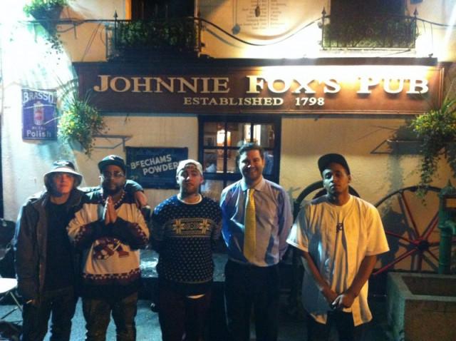 Johnnie Fox's