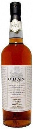 Oban Scotch Single Malt 14 Year Old