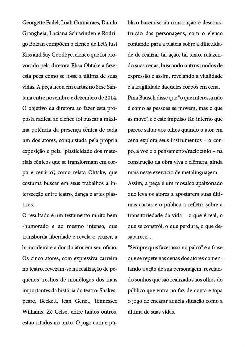 Revista Dançar Nº 3 Revista Dançar