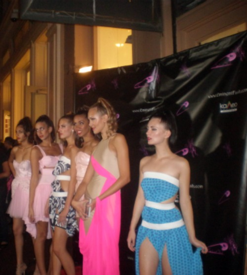 Fashion's Night Out Models