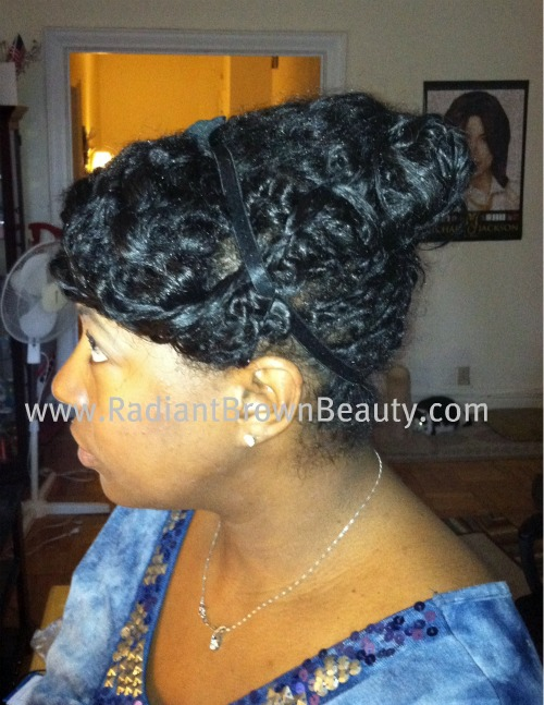natural twist style
