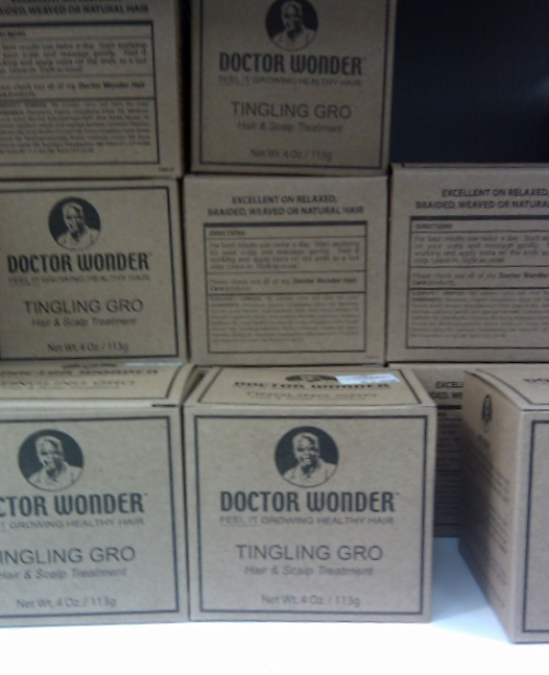 Doctor Wonder products