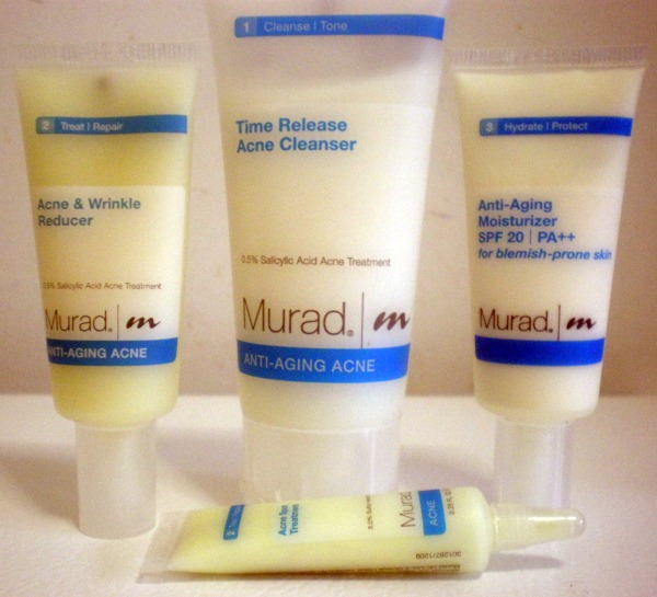 Murad Anti Acne Products