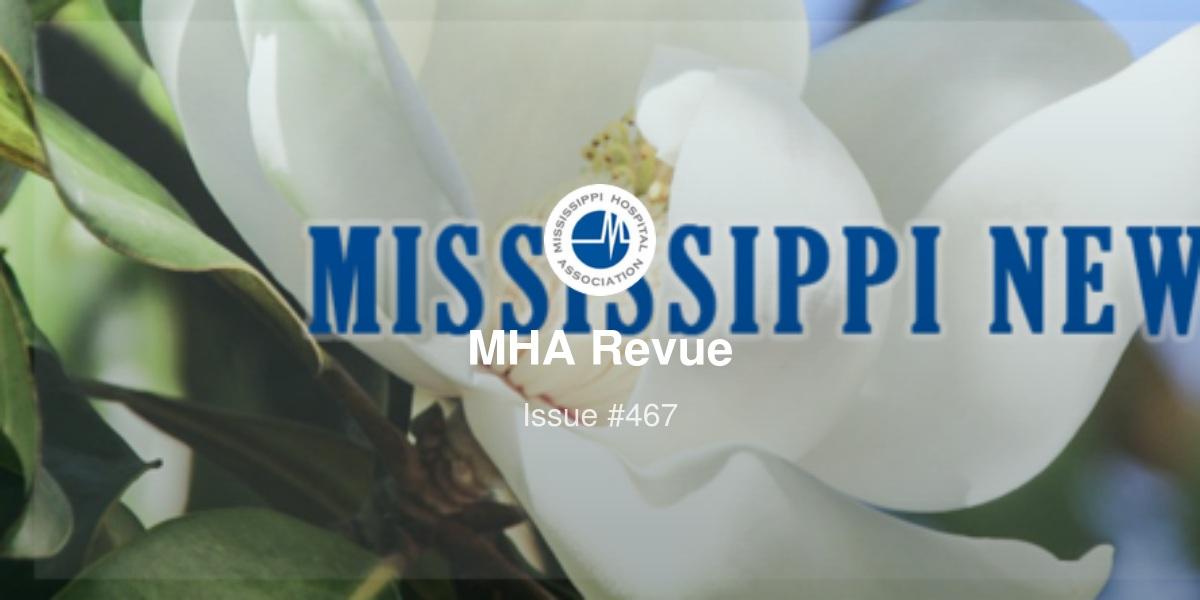 MHA Revue - Issue #467 | Revue