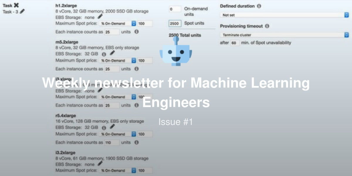 ML Engineering Digest #1 | Revue