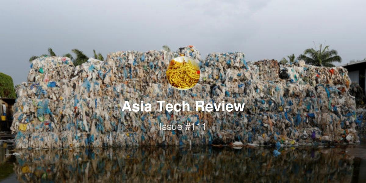 Asia Tech Review April 22 2019 Revue