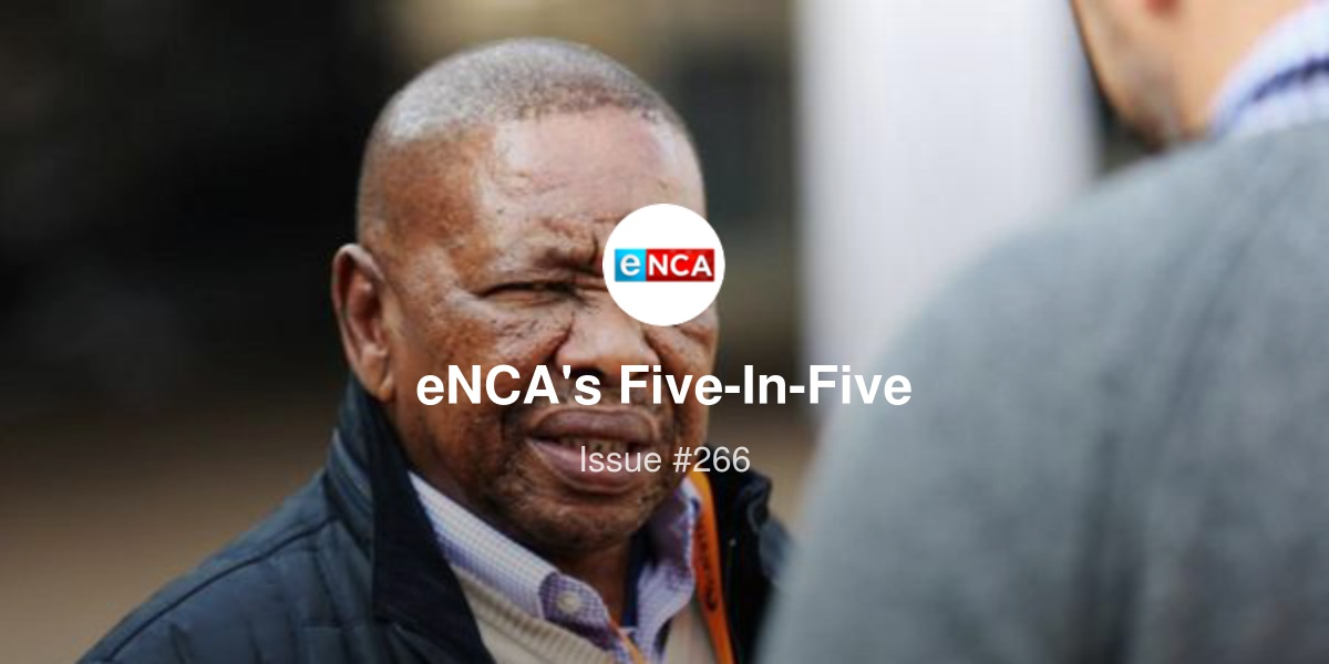eNCA's Five-In-Five - Nzimande says ending GBV starts with educating young boys, South Africa apologises to Nigeria, and more...