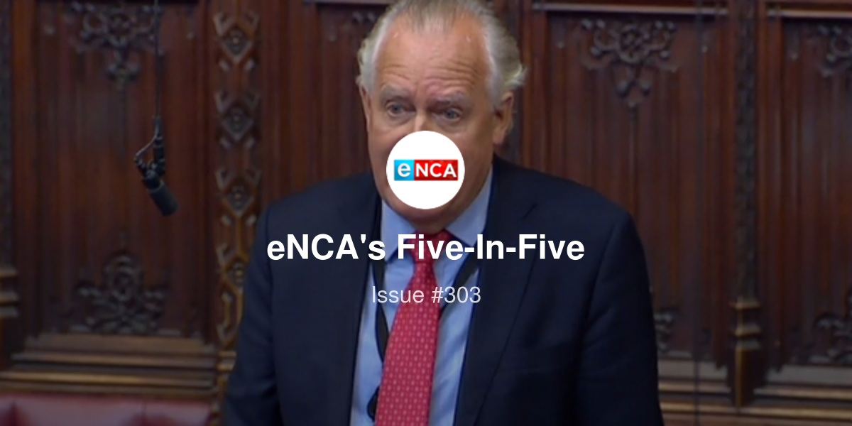 eNCA's Five-In-Five - Lord Peter Hain to testify at state capture inquiry, Steenhuisen elected as DA interim leader and more...