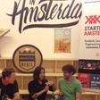 Melissa from Professional Rebel Kicked off #StartupRadioAmsterdam