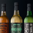 Henderson's Cider redesign — The Dieline - Branding & Packaging