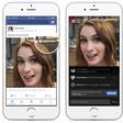 Facebook wil dat je live-video ook vaker live ziet