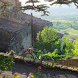 Photographer captures classic bikes in vintage scenes around the world