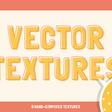 Vector handmade textures. ~ Textures on Creative Market