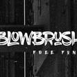 BlowBrush Free Font | GraphicBurger