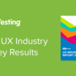 2015 UX Industry Survey Report