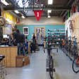 People often ask me about the rad bike shops in Holland...