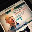 De Grote Lijnen van Jeff Bezos' krantenplan