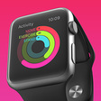 360 Apple Watch MockUp | GraphicBurger