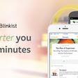 Blinkist: Never Stop Learning.