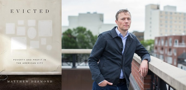 Evicted, by Matthew Desmond, is my early vote for 2016 Book of the Year.