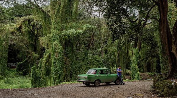 Cuba at the edge of change, a beautiful photo series by NYTIMES.