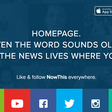 NowThis +1.500 Percent After Killing Homepage