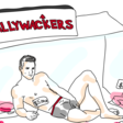 Secret Life of a Sexy Waiter at the All-Male Answer to Hooters