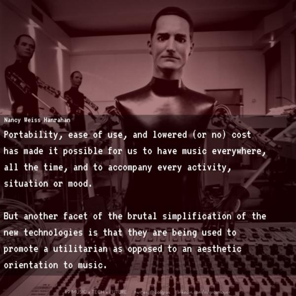 artwork by Kraftwerk, obviously