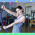 Hula-Hooping Is The Most Intense Workout You Didn't Even Know Existed