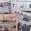 1. Dagbladen verliezen 42% van betaalde papieren oplage sinds 2000
