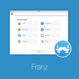 Franz – a free messaging app for Slack, Facebook Messenger, WhatsApp, Telegram and more