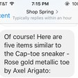 6 Things That Definitely Sucked About Facebook's New Shopping Bot