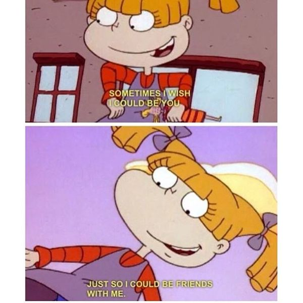 Angelica Pickles is my fucking spirit animal.