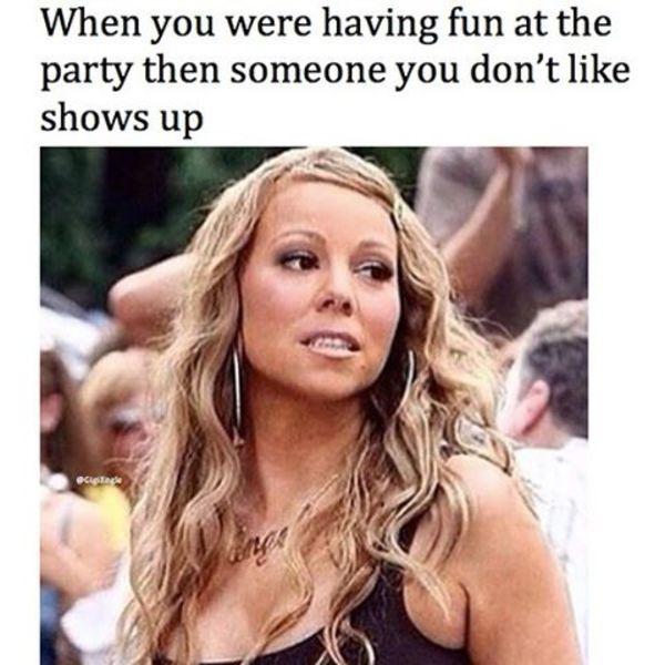 Oh. Hey, Karen.