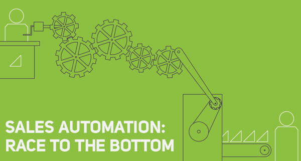 "#remainhuman – ""Human Personalization vs. Sales Automation"""