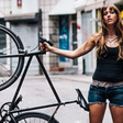 Instagram account portrays stylish people on bikes across cities