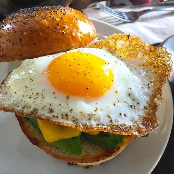 """Breakfast Sandwich"" by Republique (@benballer)"